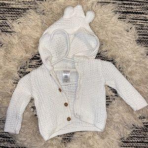 Carters sweater
